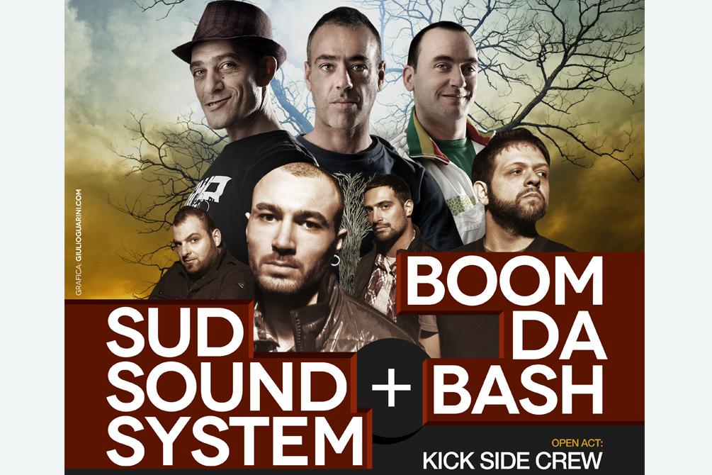 boomdabash sud sound system manifesto