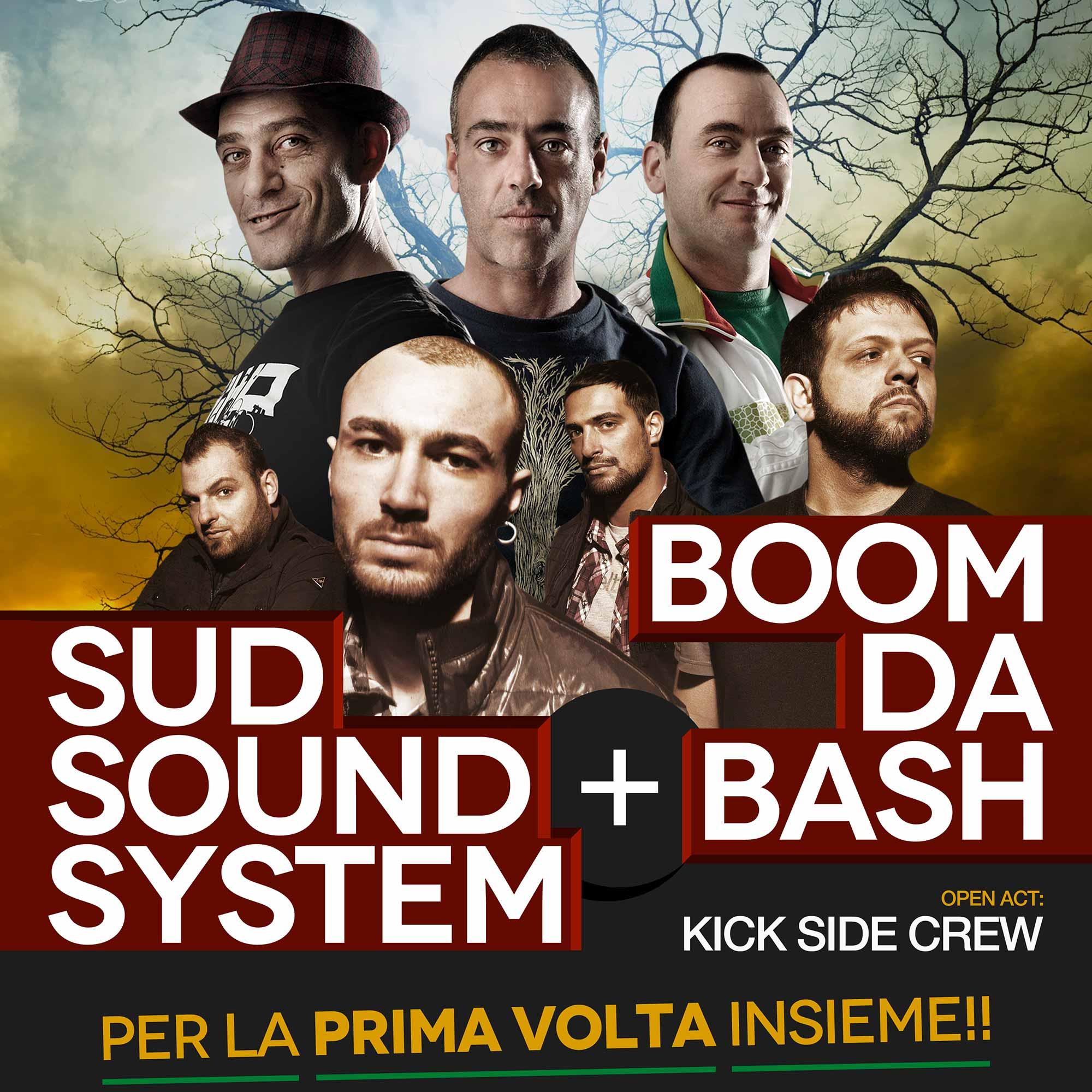 boomdabash sud sound system