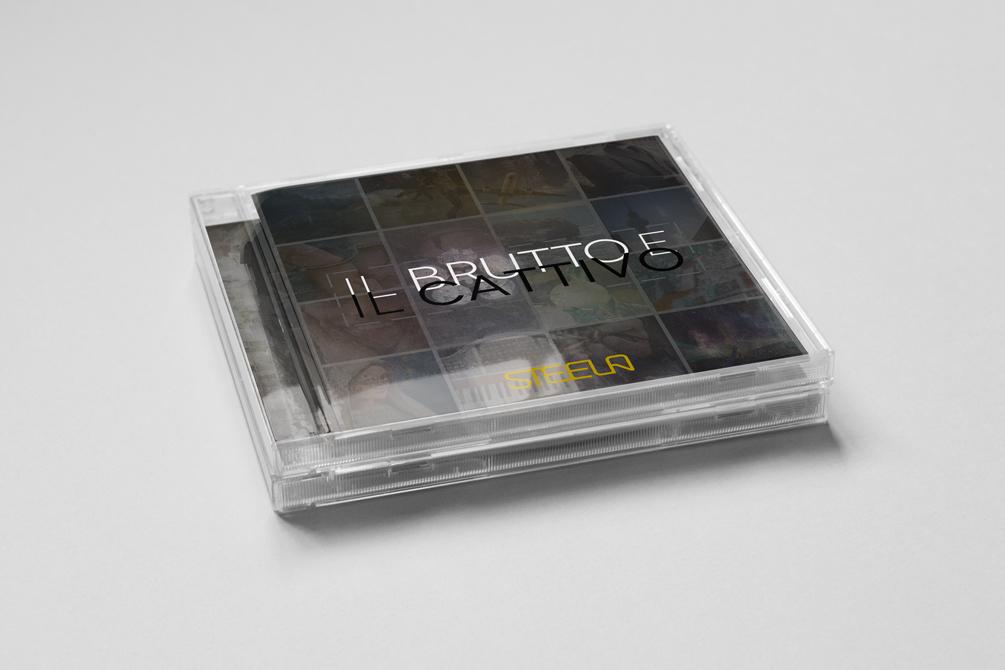 """Steela """"Il Brutto e il Cattivo"""" – Cd pack, digital, print - img 1"""