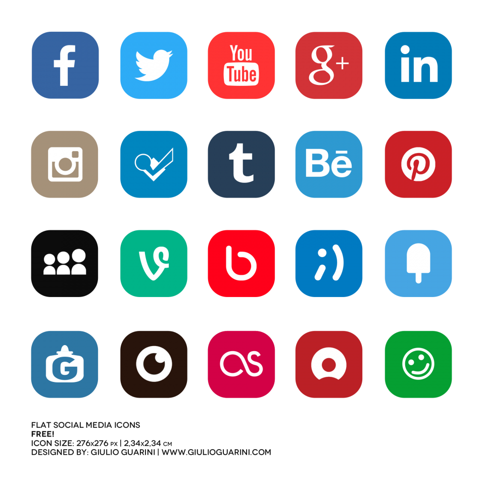 social-media-icons-free-giulioguarini-graphic-design