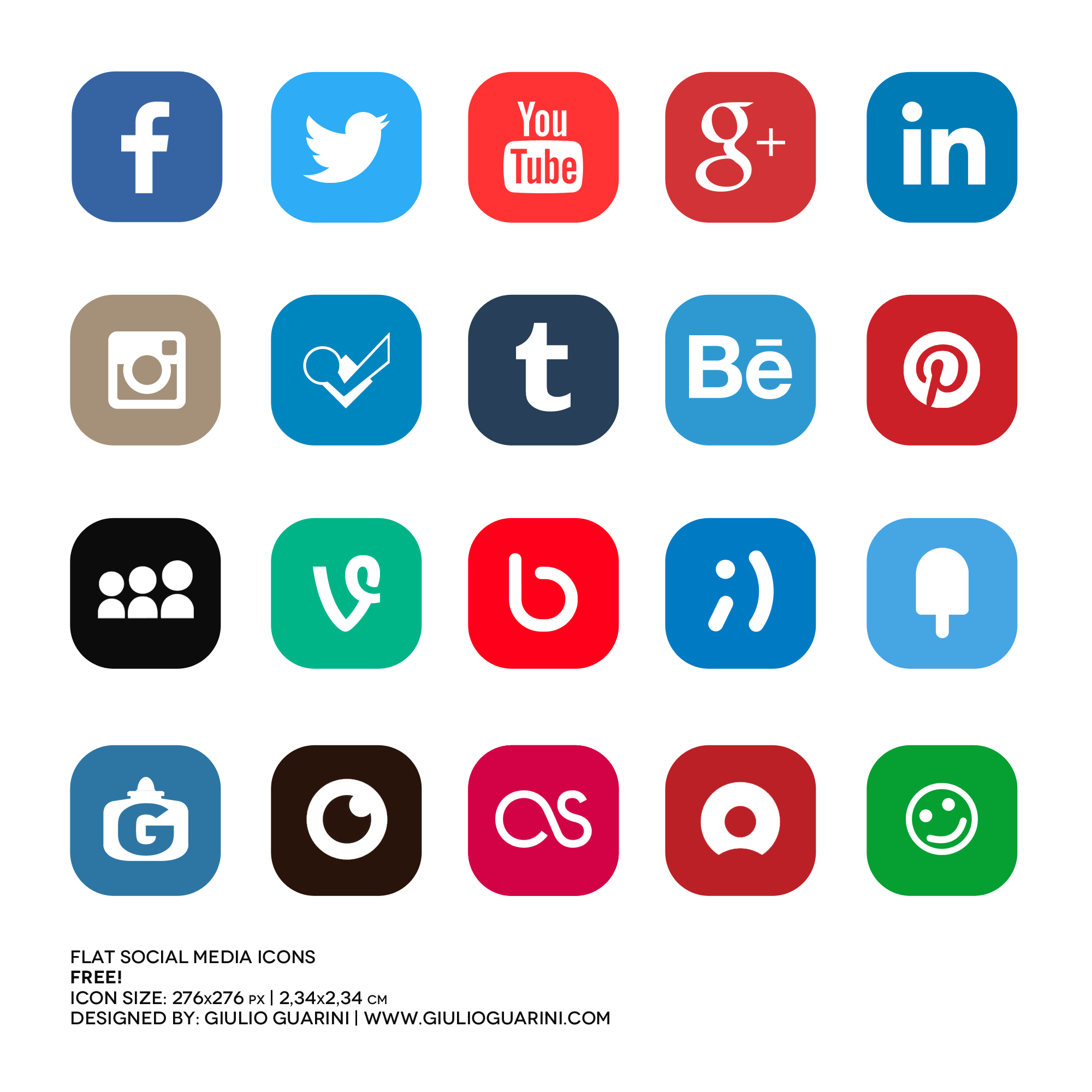 1000+ images about Social Media Icons on Pinterest