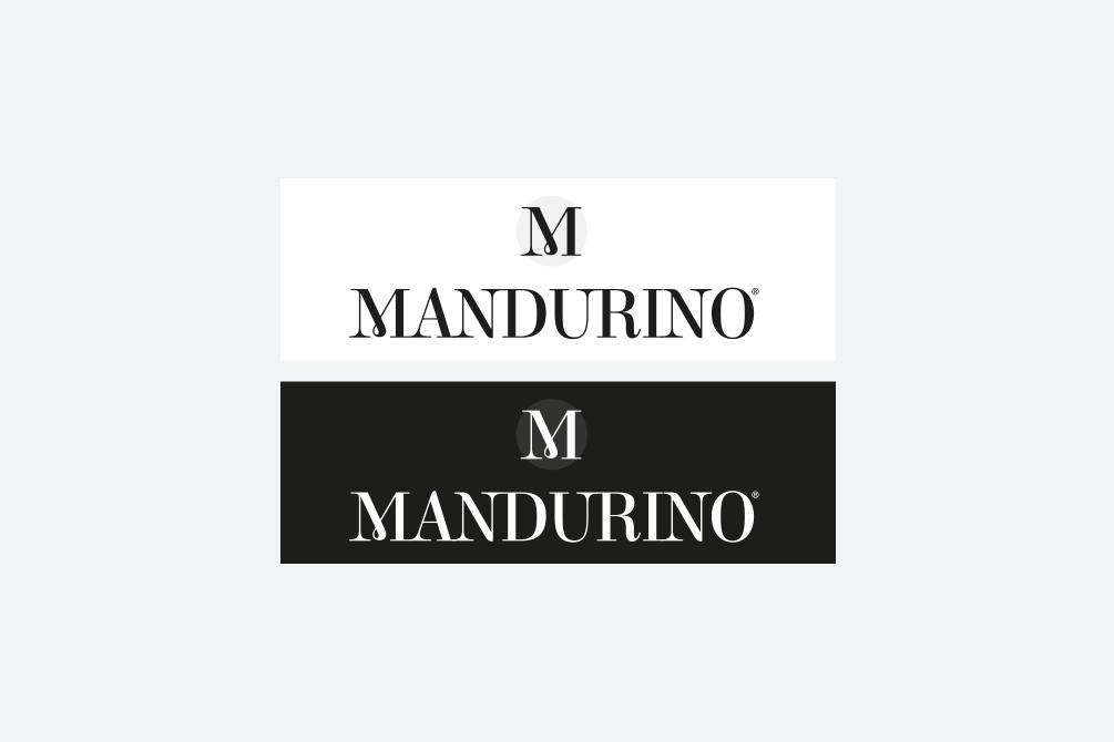 Mandurino - logo, branding, print - img 2