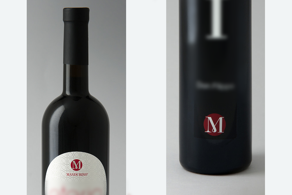 Mandurino - logo, branding, print - img 1