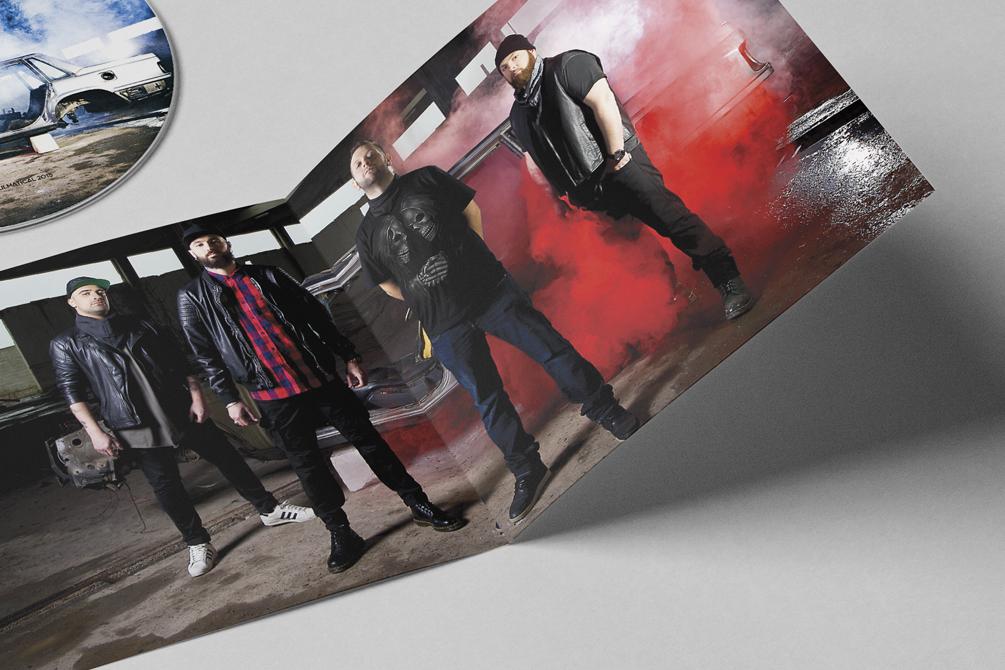 "Boomdabash ""Radio Revolution"" - CD/Vinyl Pack, Tour Poster - img 6"
