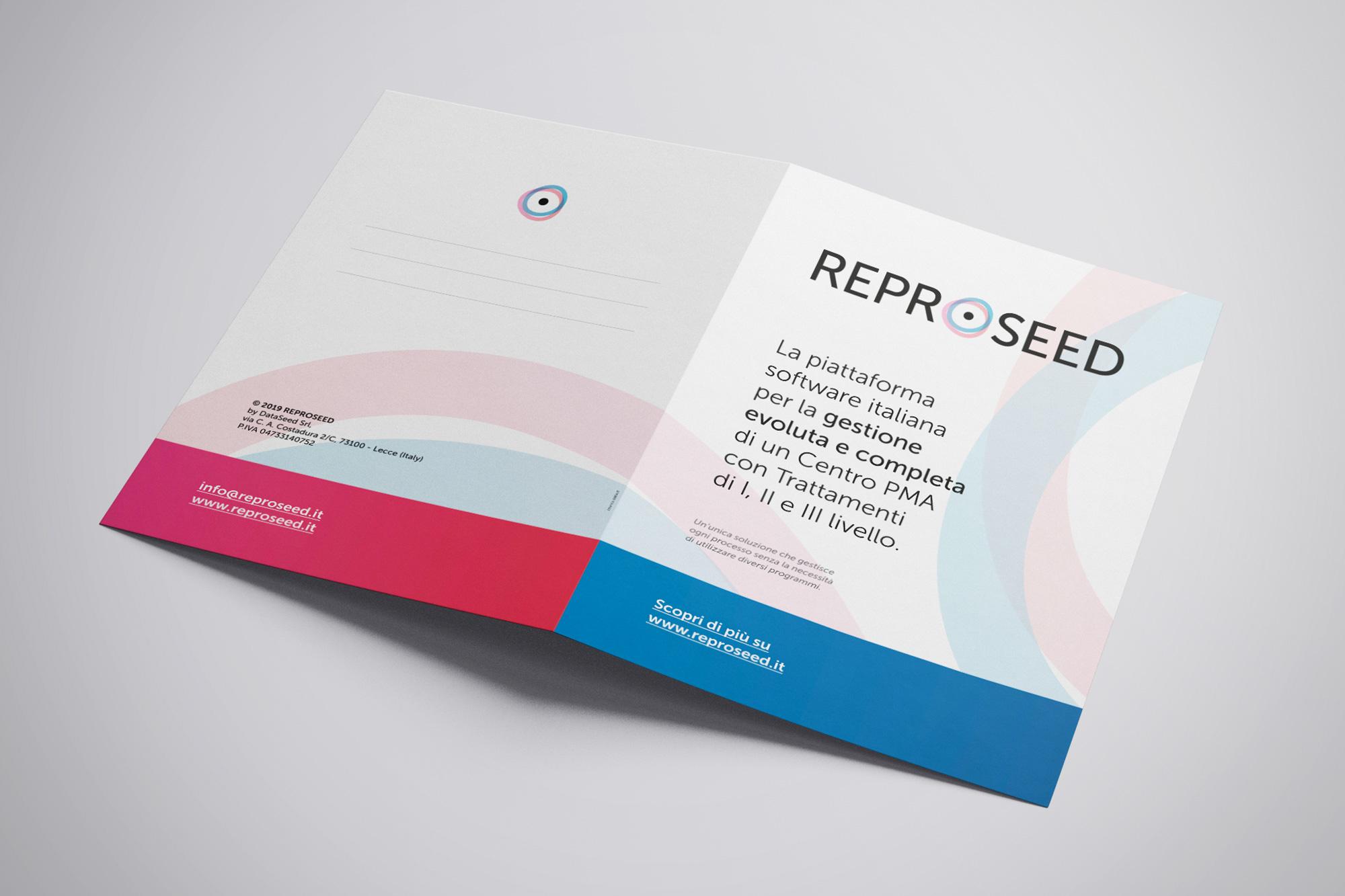 REPROSEED – logo, branding, adv, web - img 5