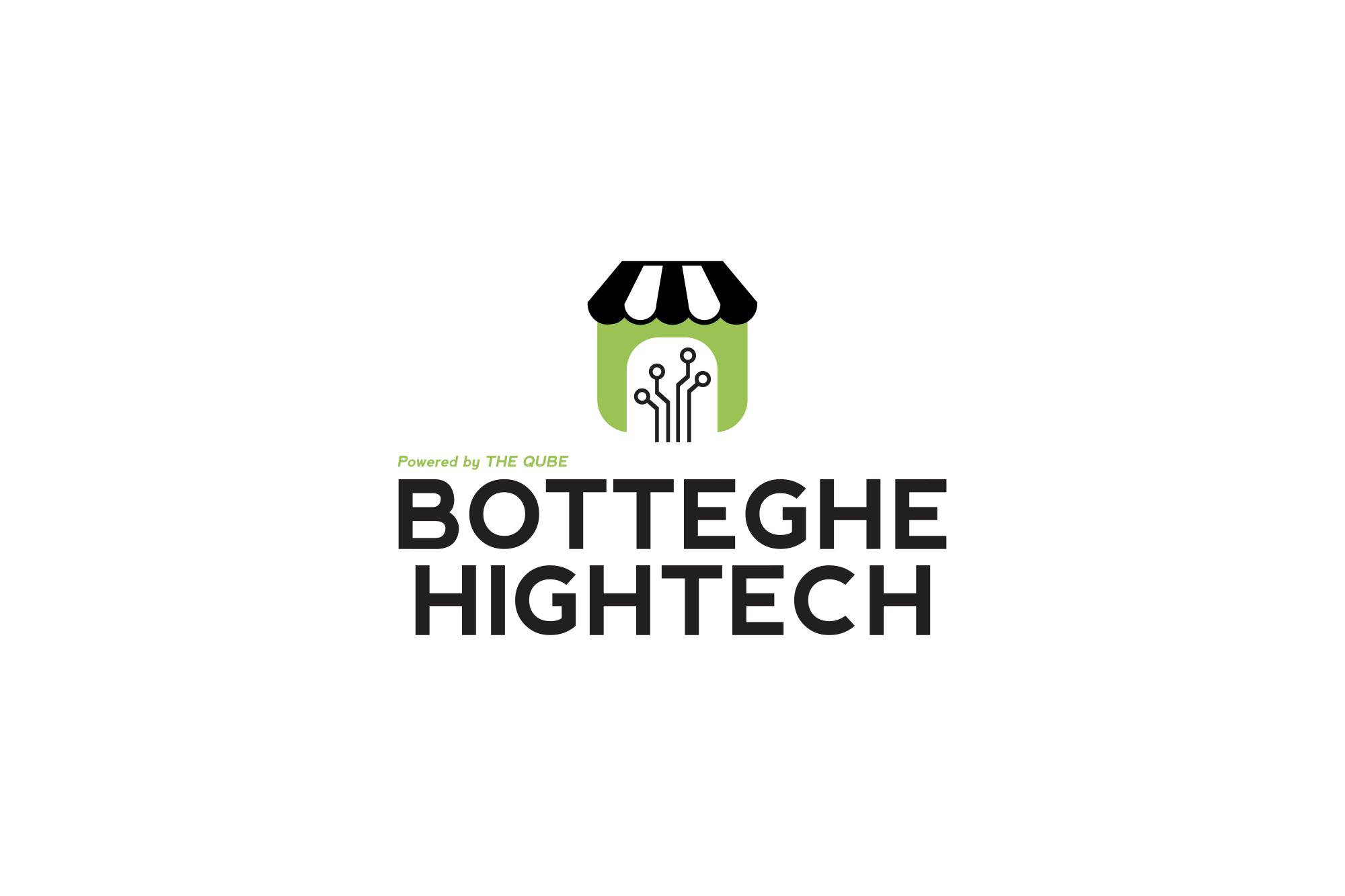 Botteghe Hightech – logo, print - img 1