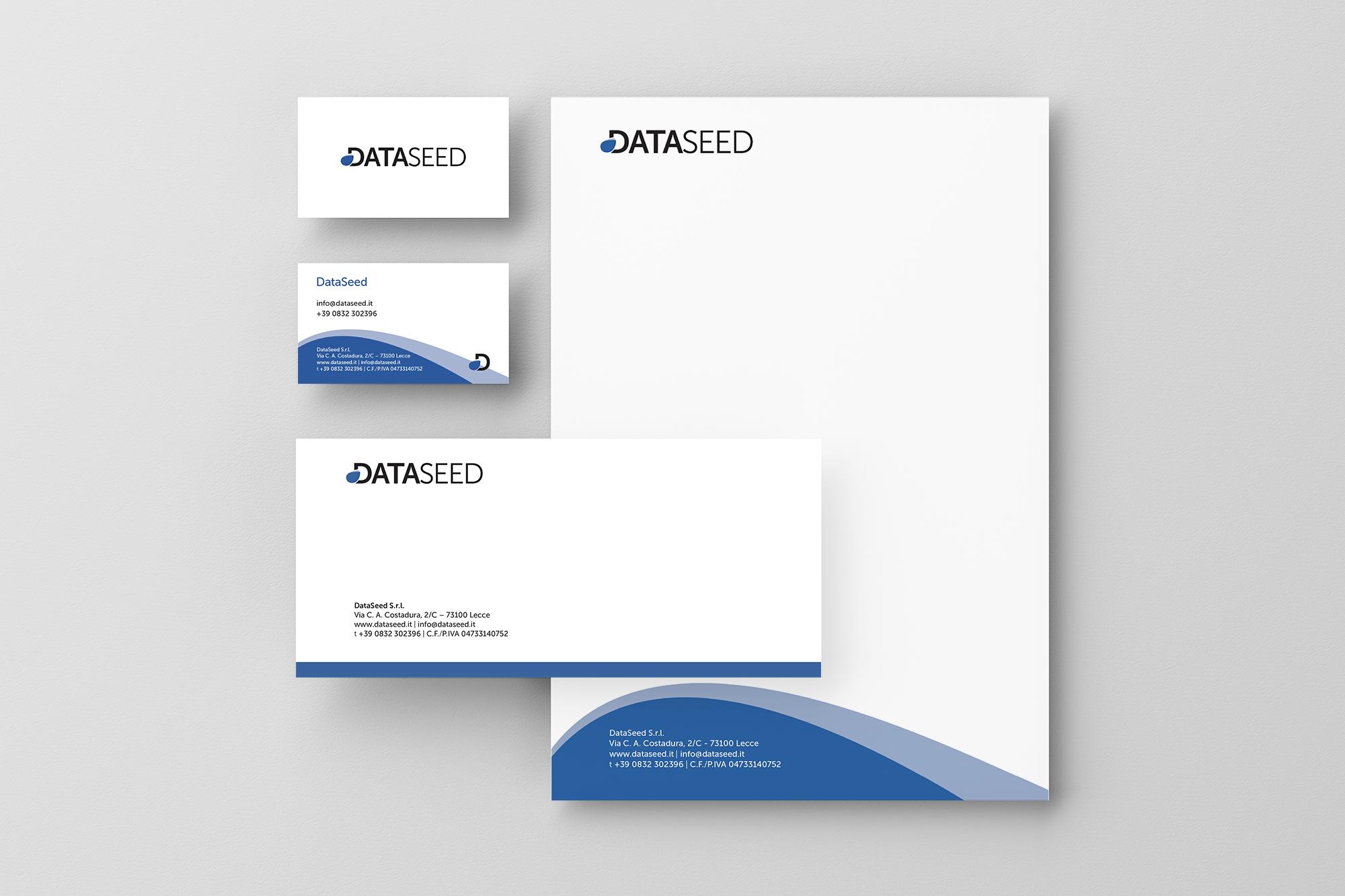 DataSeed - logo, branding, web, print - img 3