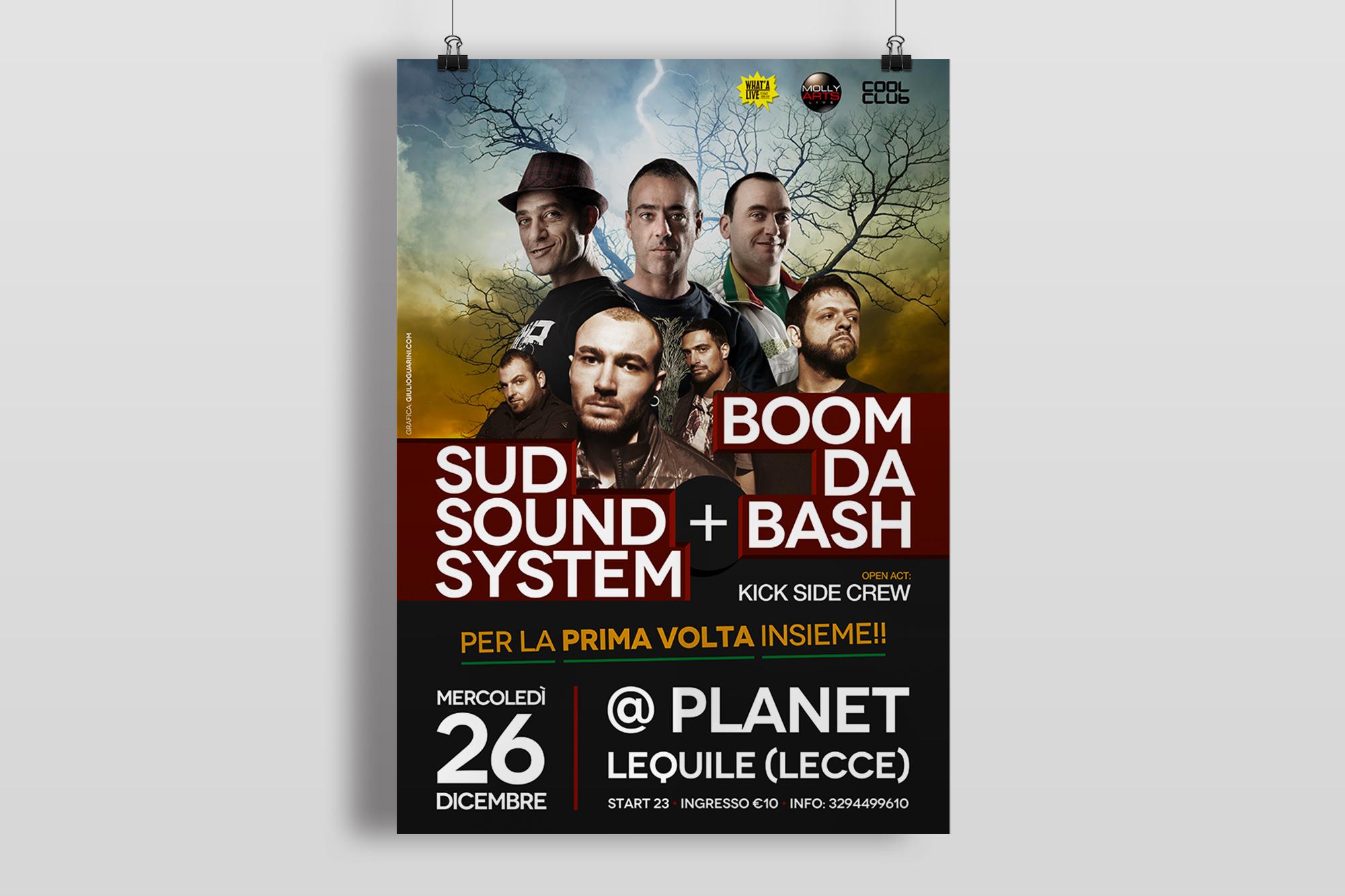 Sud Sound System & BoomDaBash – Manifesto - img 1