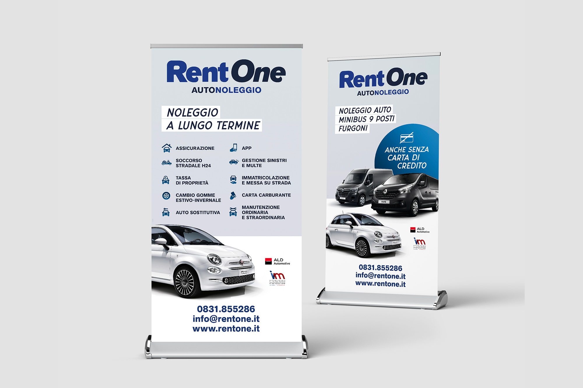 RentOne – Logo, branding, advertising, digital - img 4
