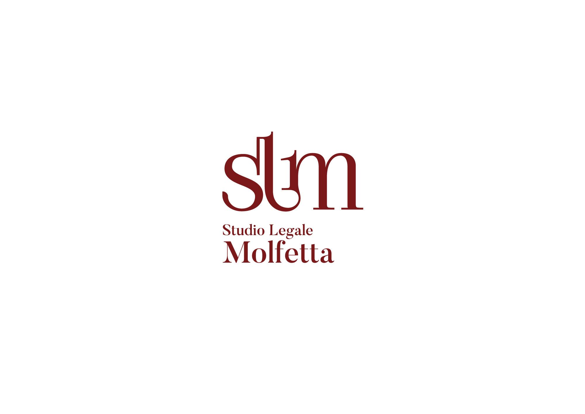 Studio Legale Molfetta - logo, branding, print - img 1