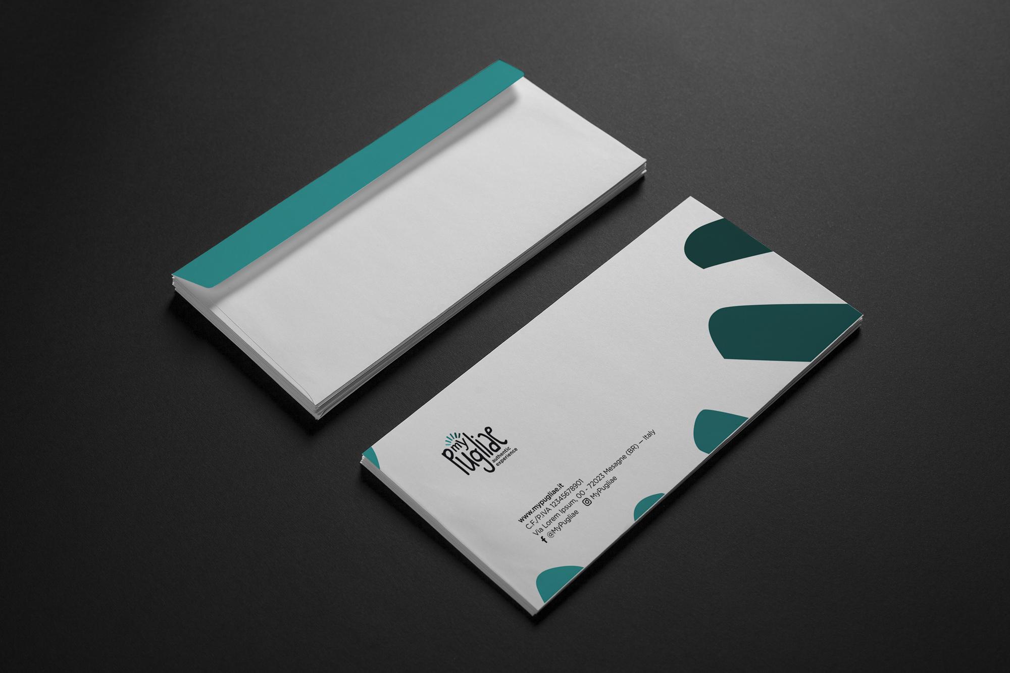 MyPugliae - logo/branding, digital, print - img 5
