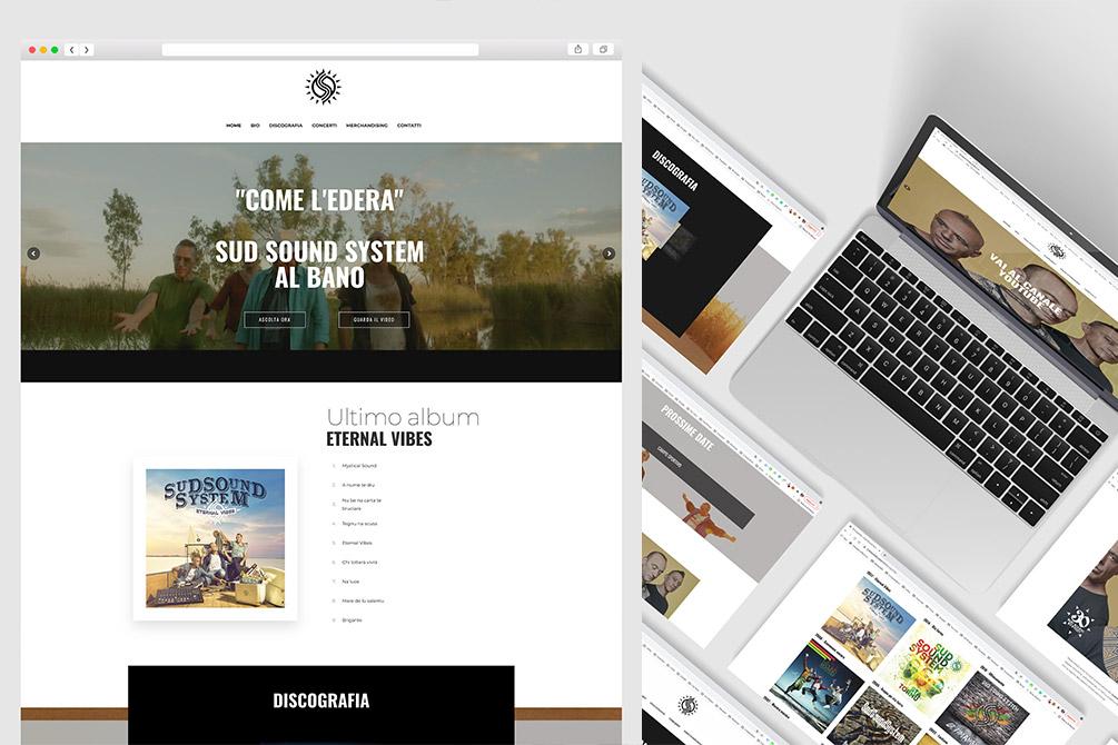 Sud Sound System website